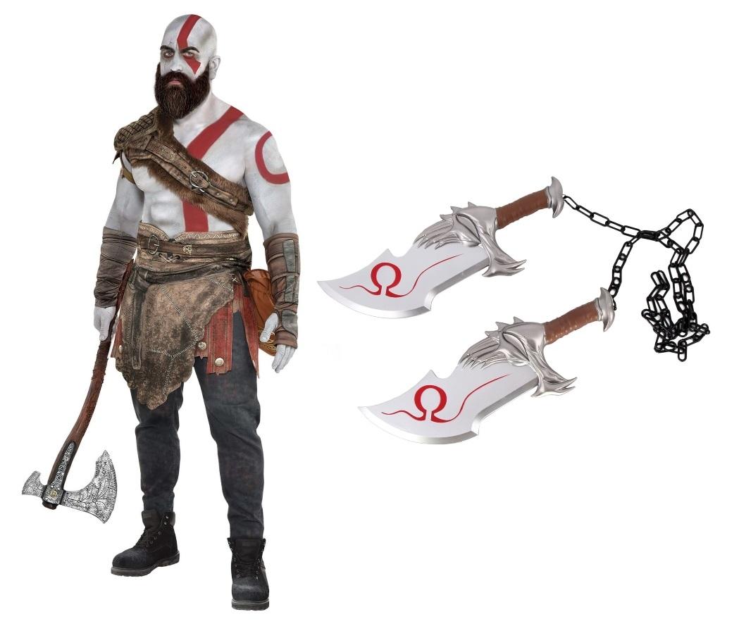 Kratos Costumes