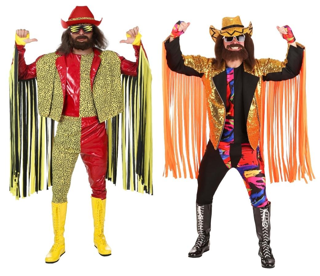 Macho Man Costumes