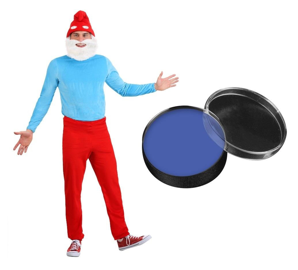 Papa Smurf Costumes