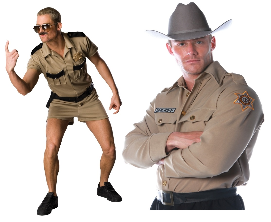 Reno 911 Costumes