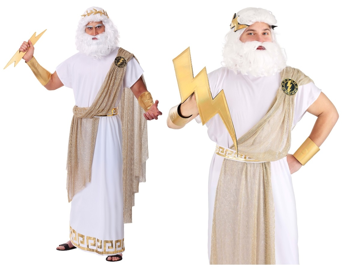 Zeus Costumes