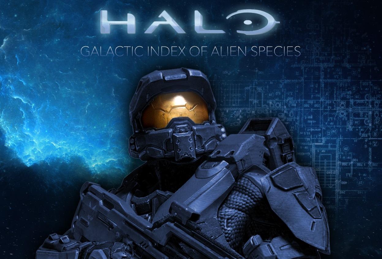 Halo: Index of Alien Species