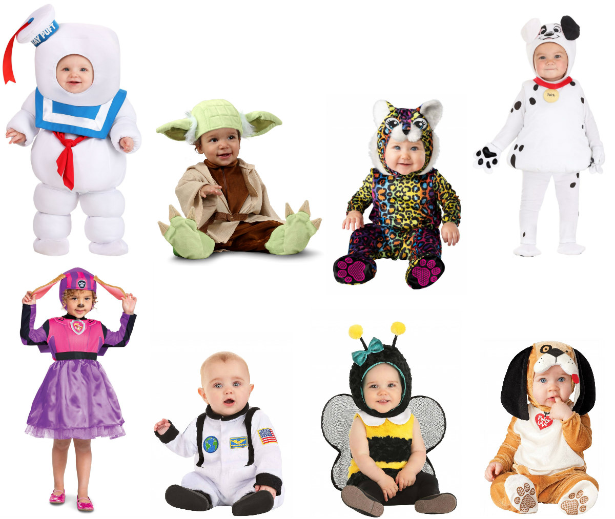 Baby Purim Costume Ideas