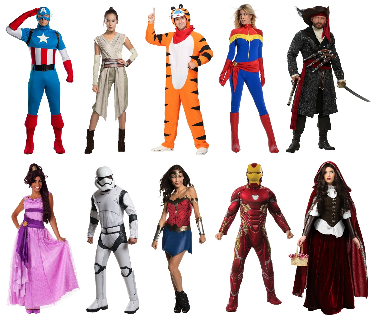 Purim Costumes for Adults