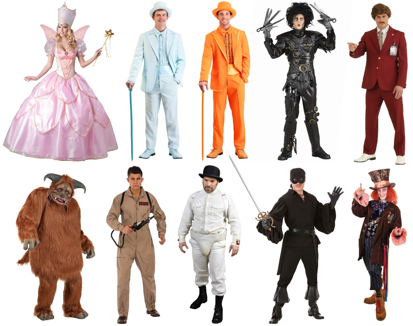 Movie Cosplay Costumes
