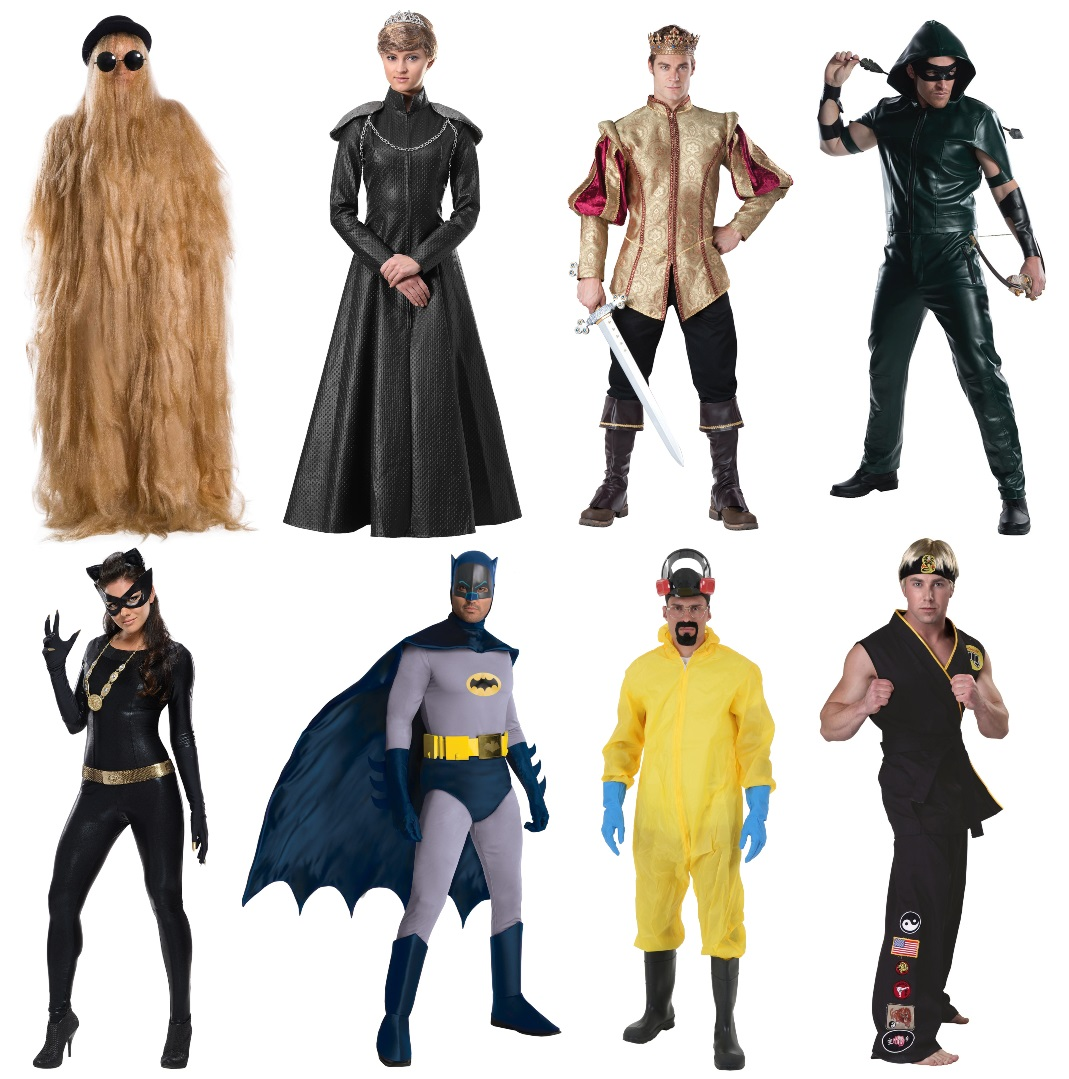 TV Cosplay Costumes