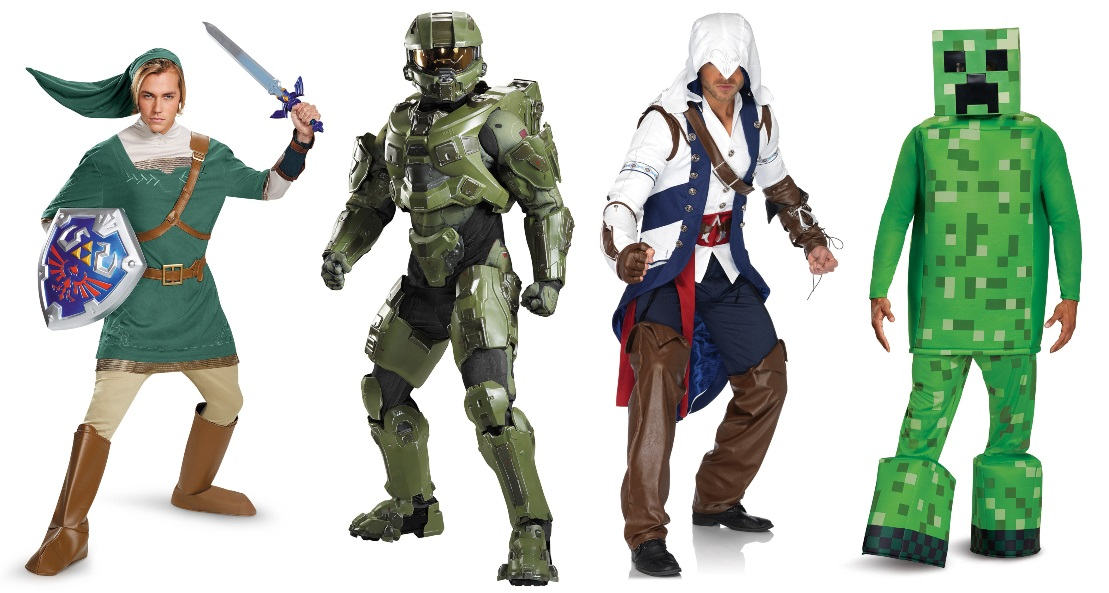 Video Game Cosplay Costumes