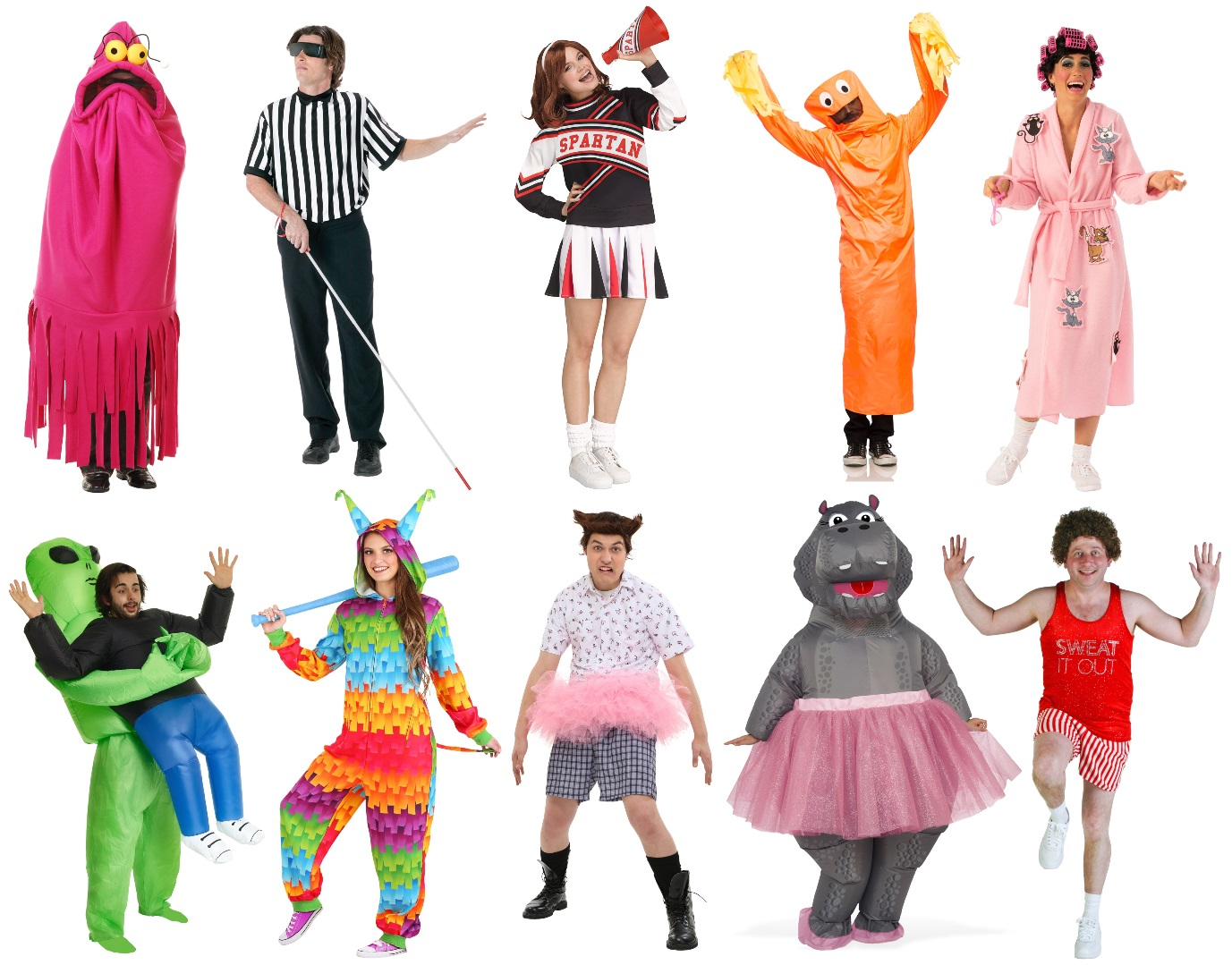 Funny Adult Costumes