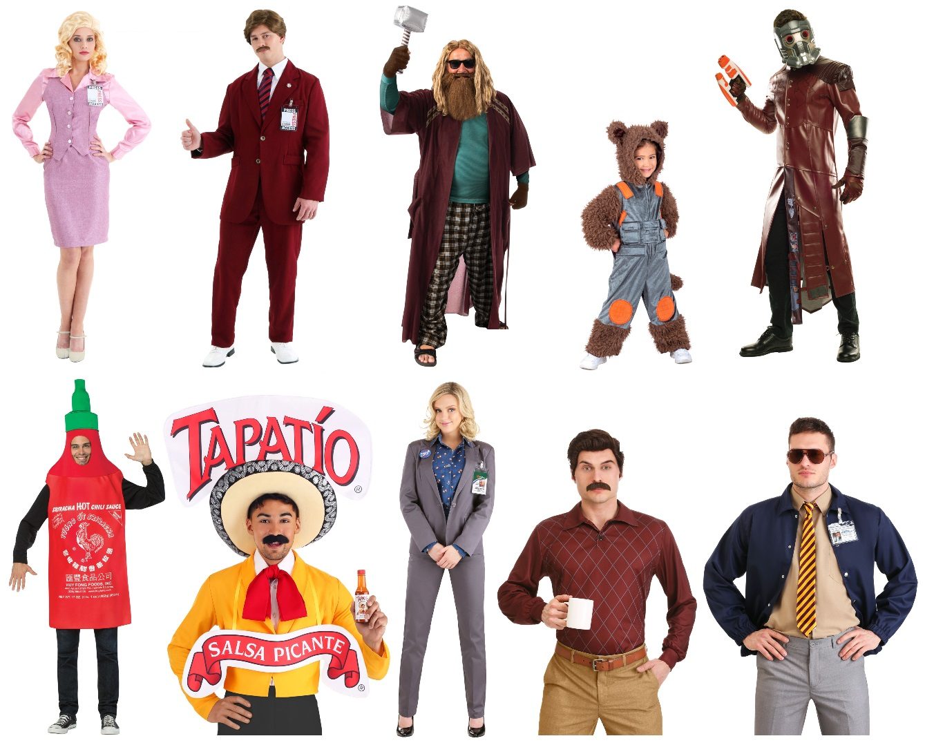 Funny Group Costumes