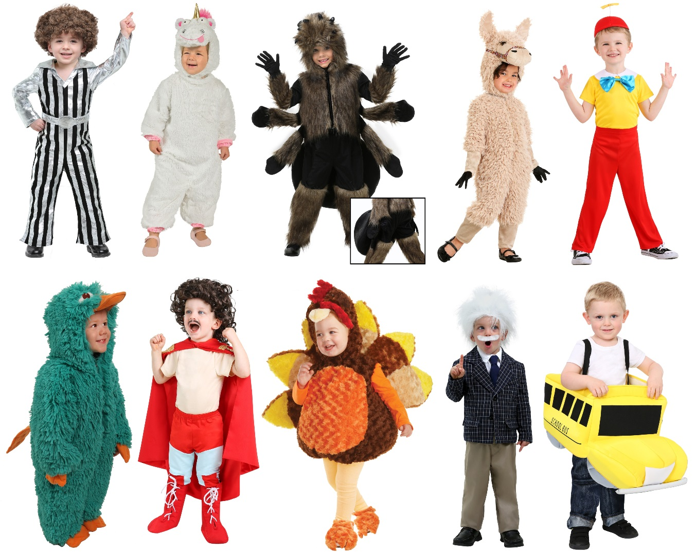 Funny Toddler Halloween Costumes