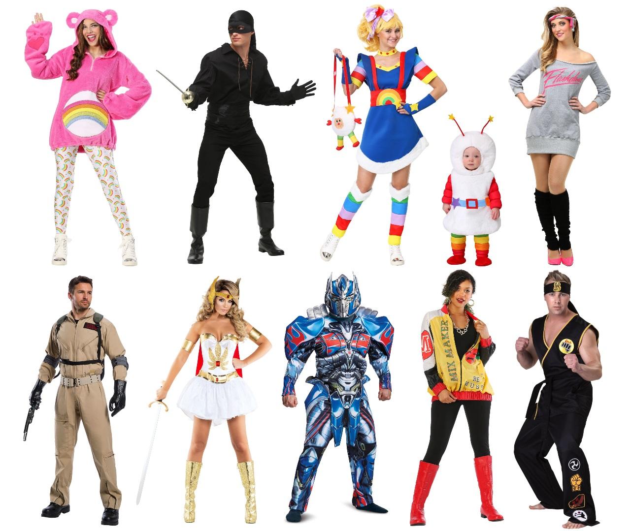 80s Costume Ideas