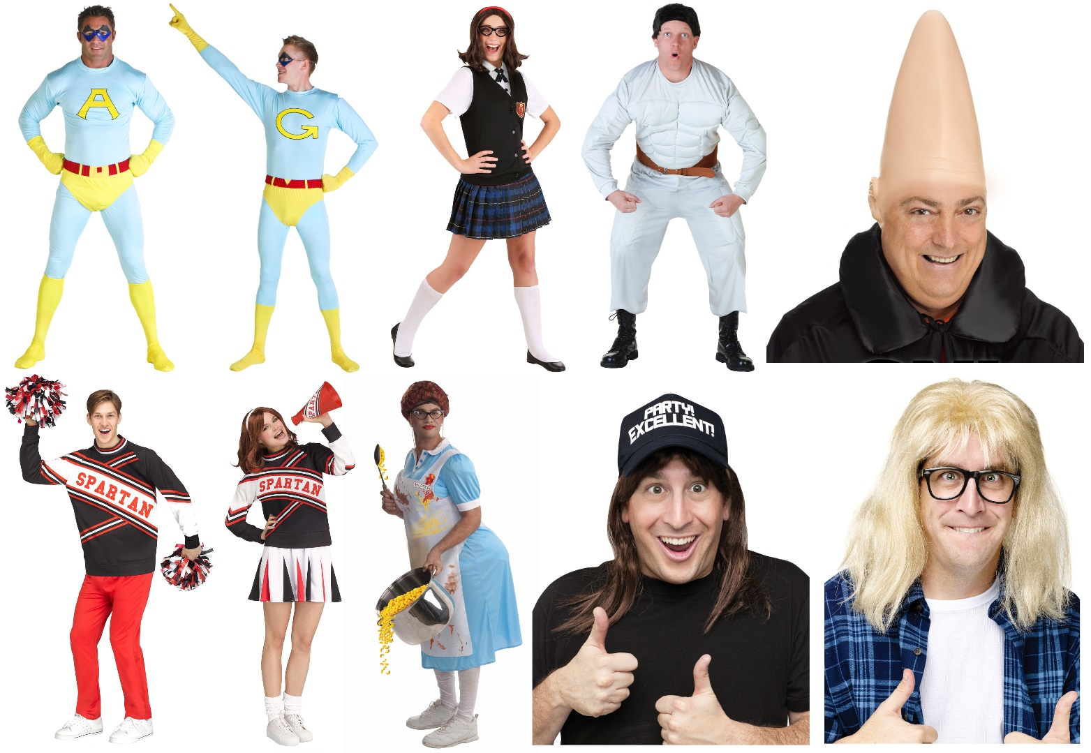 Classic Saturday Night Live Costumes