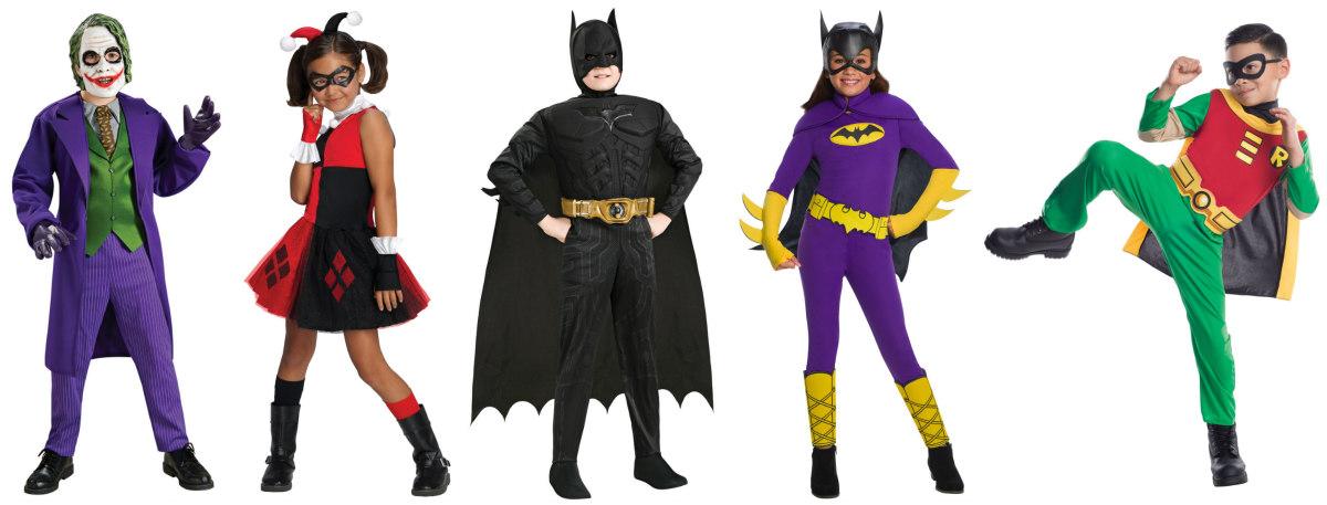 Batman Kids Costumes