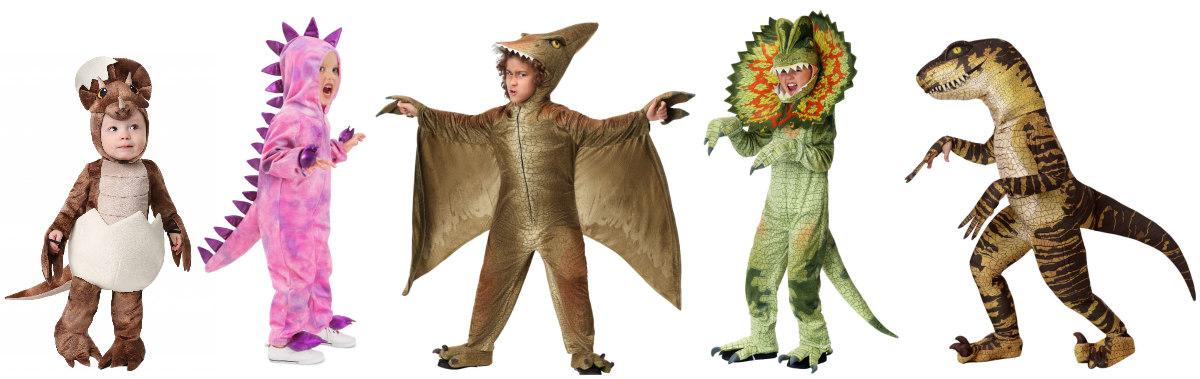 Dinosaur Kids Costumes