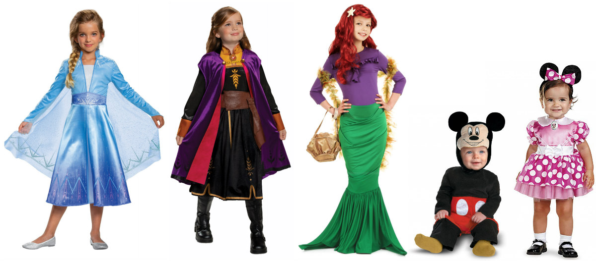 Disney Kids Costumes