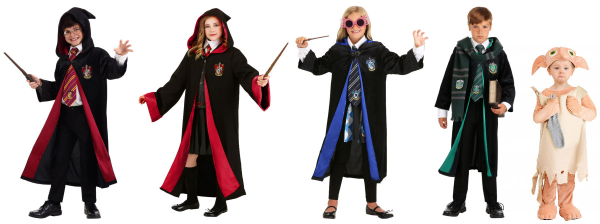 Harry Potter Kids Costumes