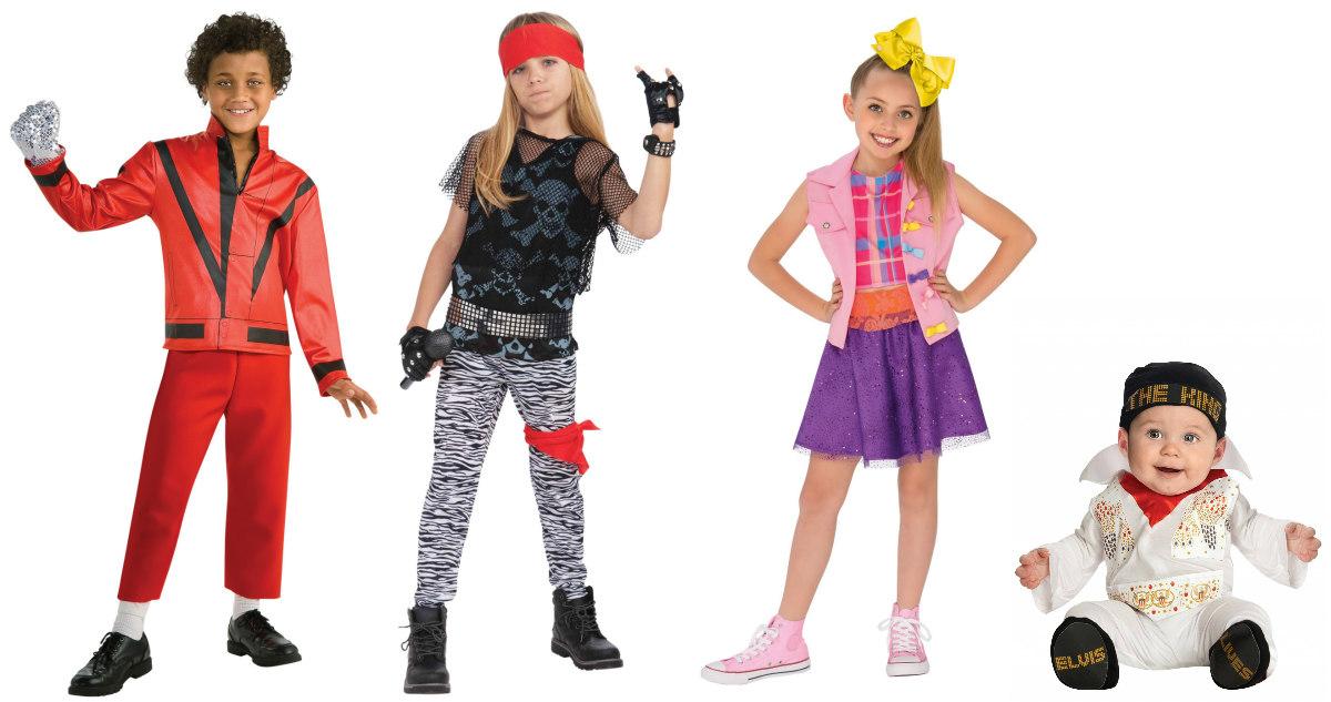Music Kids Costume Ideas