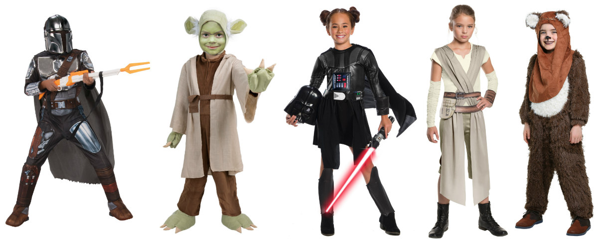 Star Wars Kids Costumes
