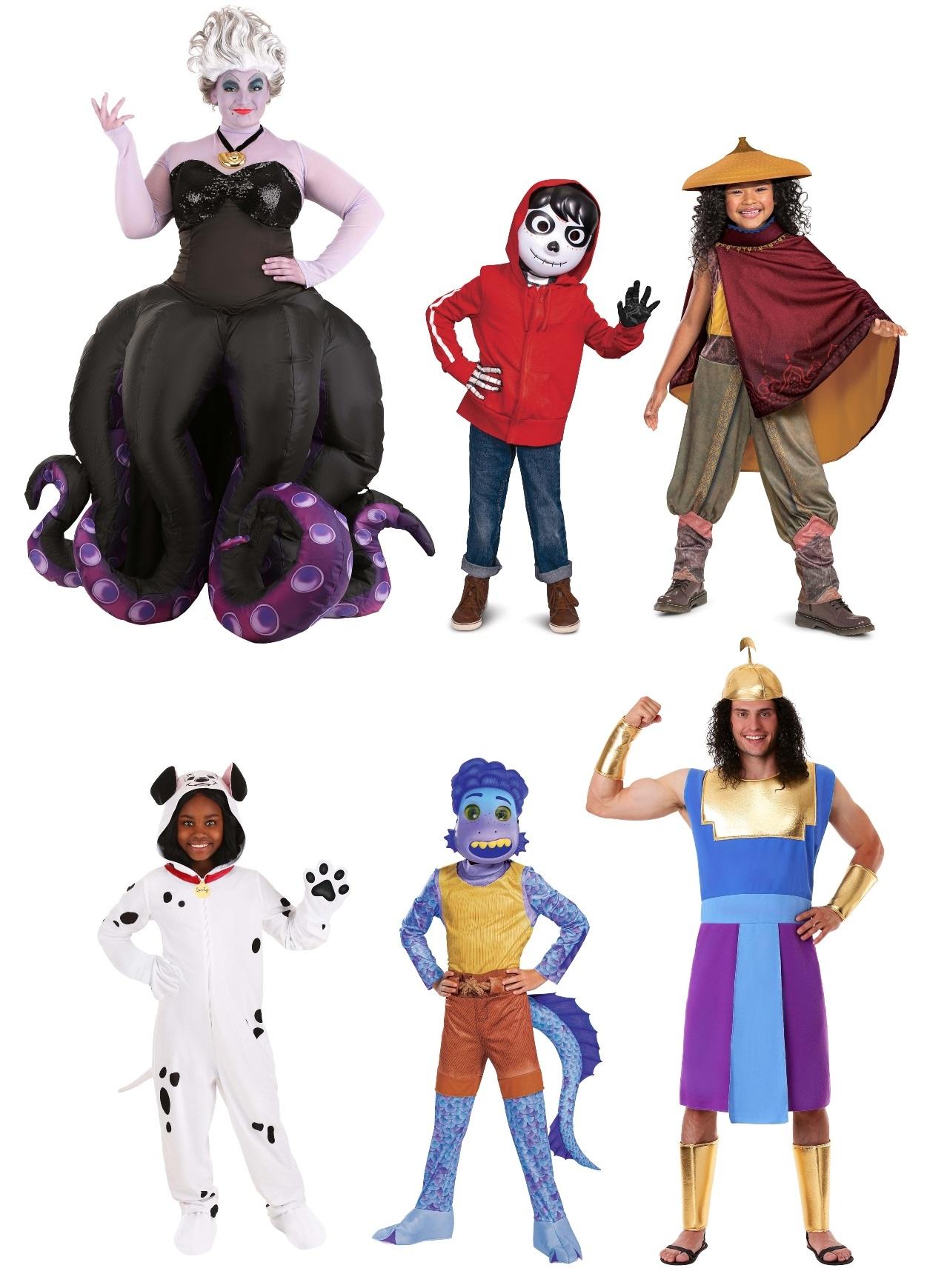 Group Disney Costumes
