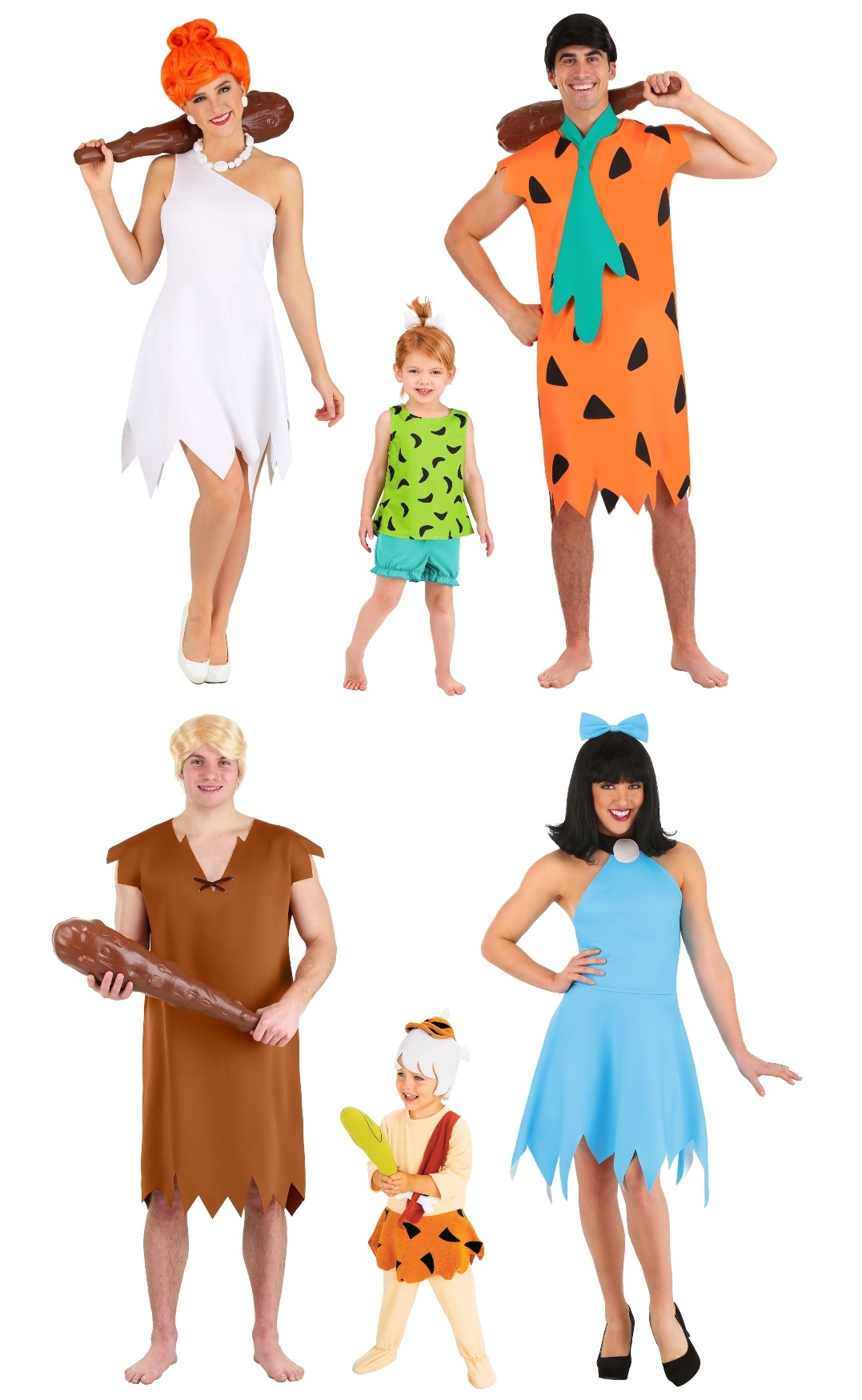 Flintstones Group Costumes