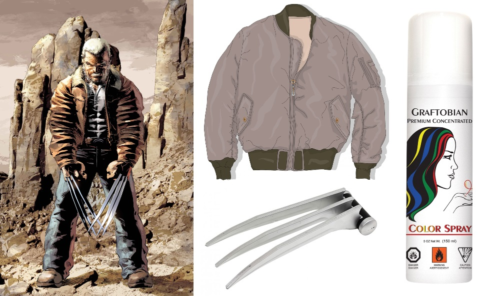 Old Man Logan Cosplay Idea