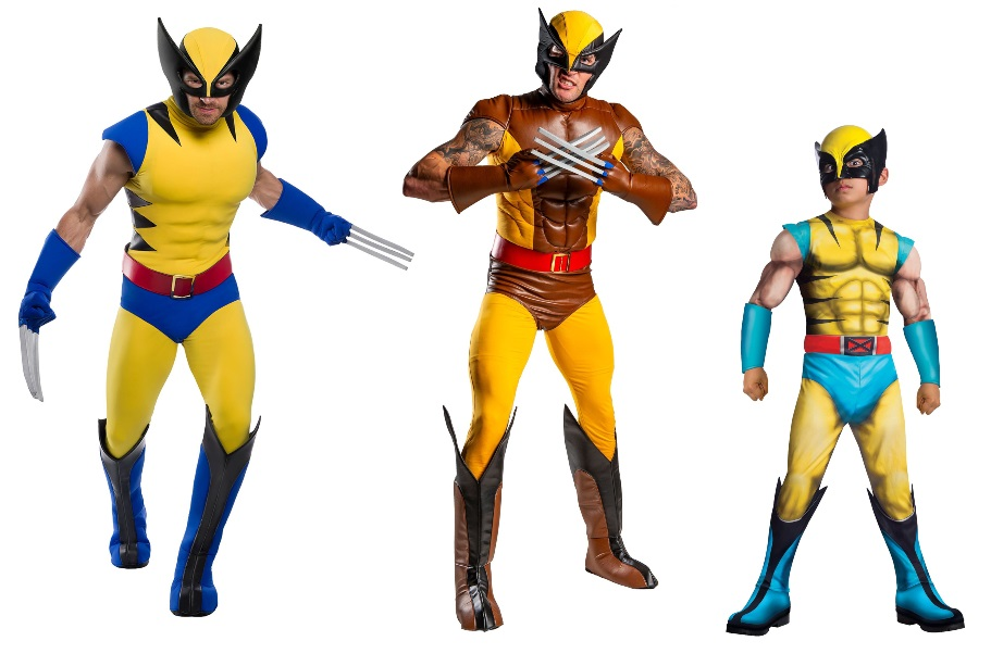 X-Men Wolverine Costumes