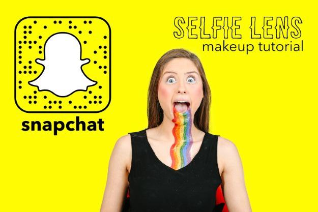 3 DIY Snapchat Selfie Lens Makeup Tutorials