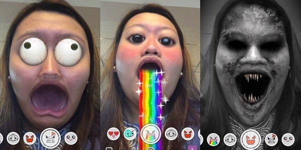 Snapchat Lenses Inspiration