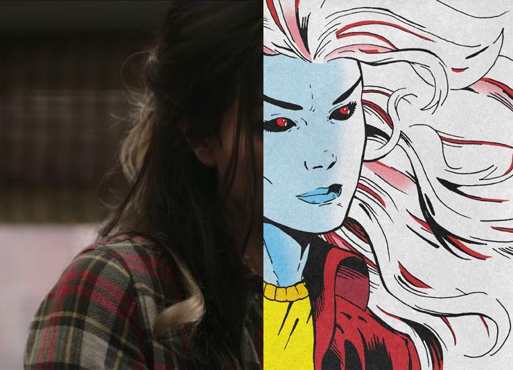 Copycat Comics vs. Movie Comparison