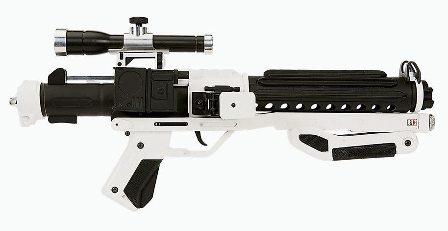Star Wars First Order Stormtrooper Blaster Rifle