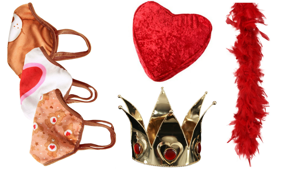 Women's Valentine's Day Accessories