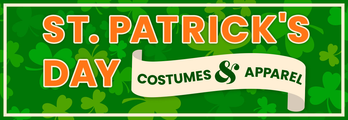 These St. Patrick's Day Costumes and Apparel Are the Key to Finding Gold