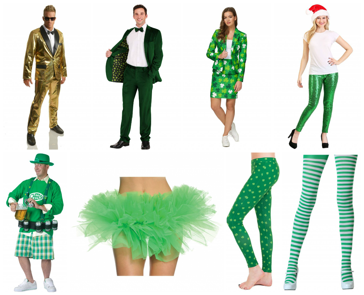 St. Patrick's Day Outfits and Apparel