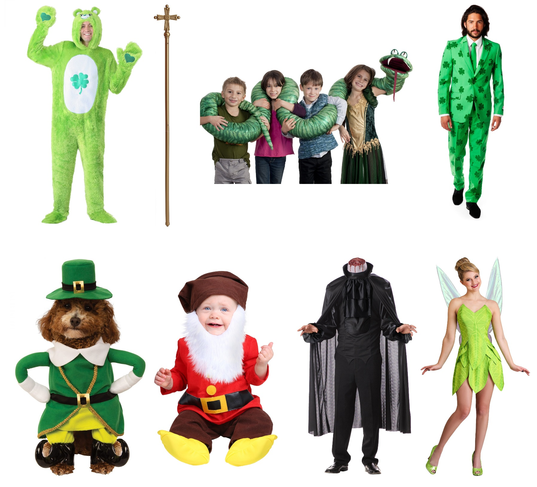 Unconventional St. Patrick's Day Costumes