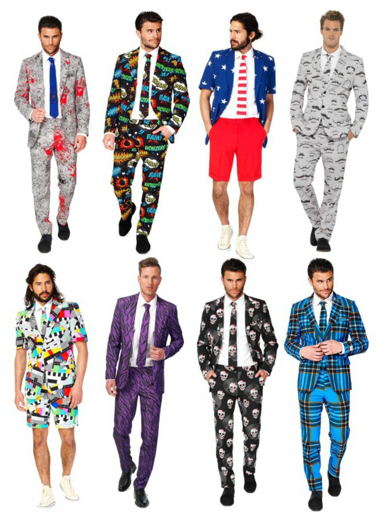 Mens Opposuits for Prom