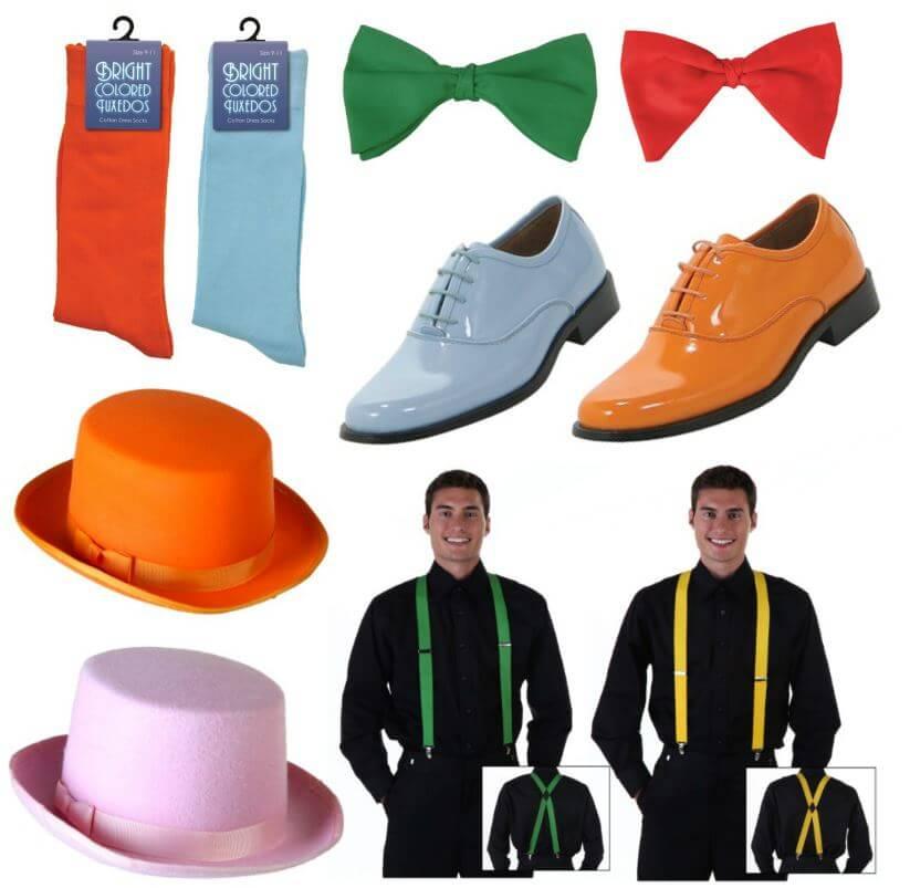 Tuxedo and Suit Accessories