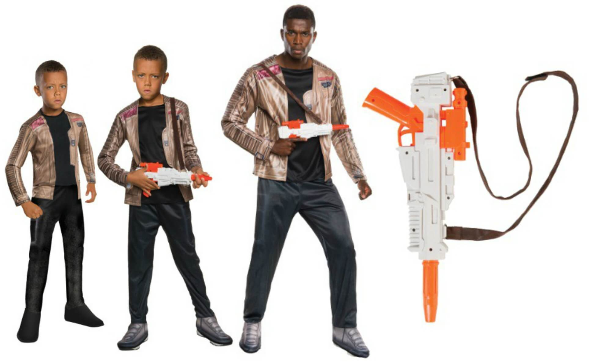 The Force Awakens Finn Costumes