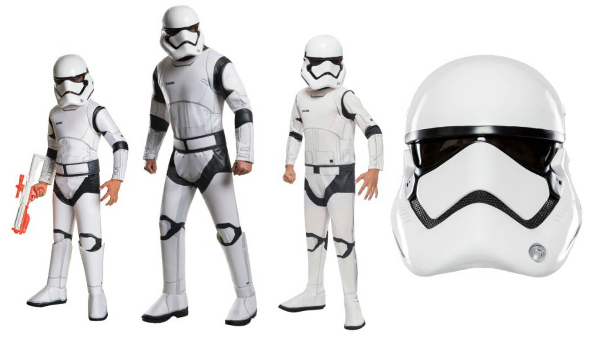 The Force Awakens Stormtrooper Costumes