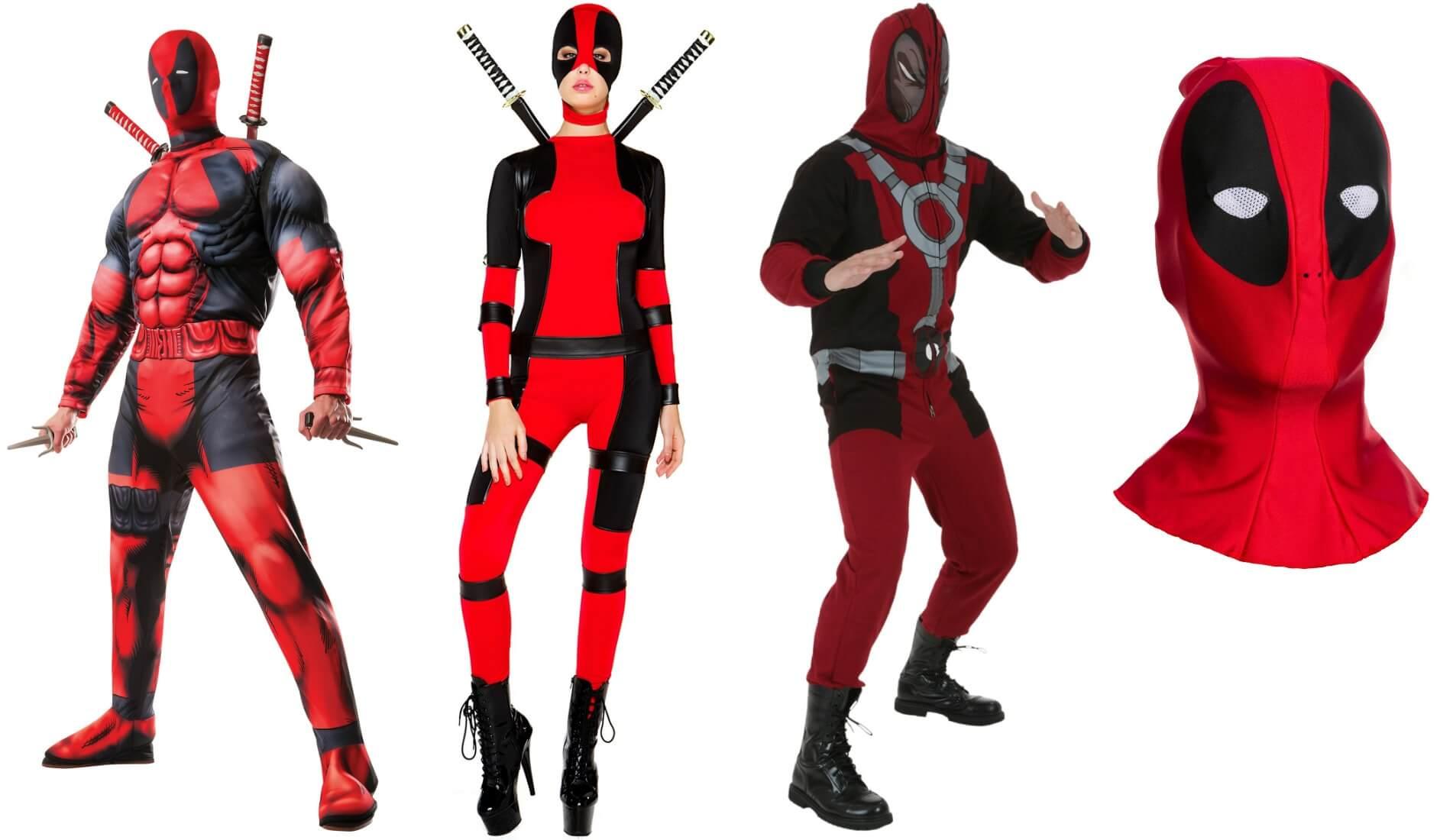 Halfway to halloween costume ideas for 2016 halloween costumes blog deadpool costumes solutioingenieria Images