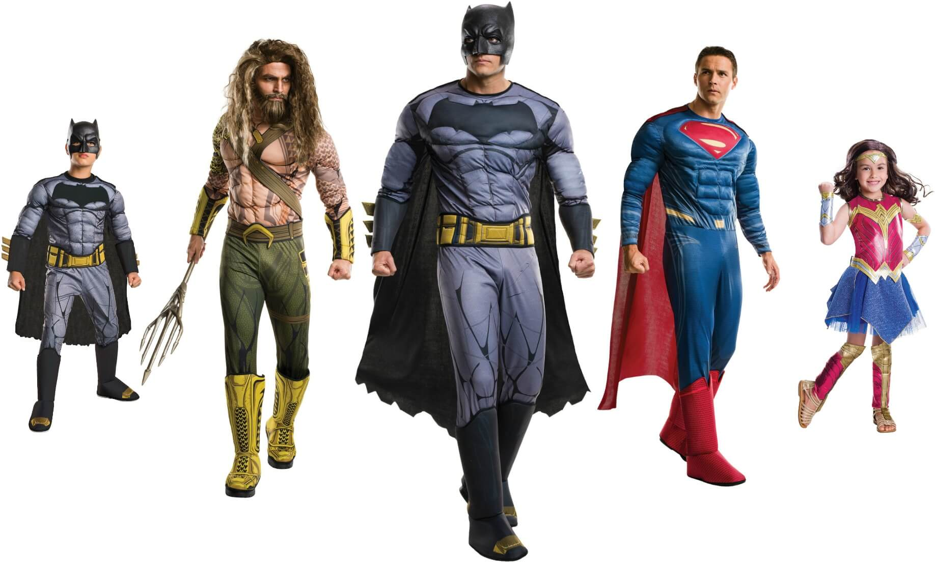 Batman V Superman Costumes