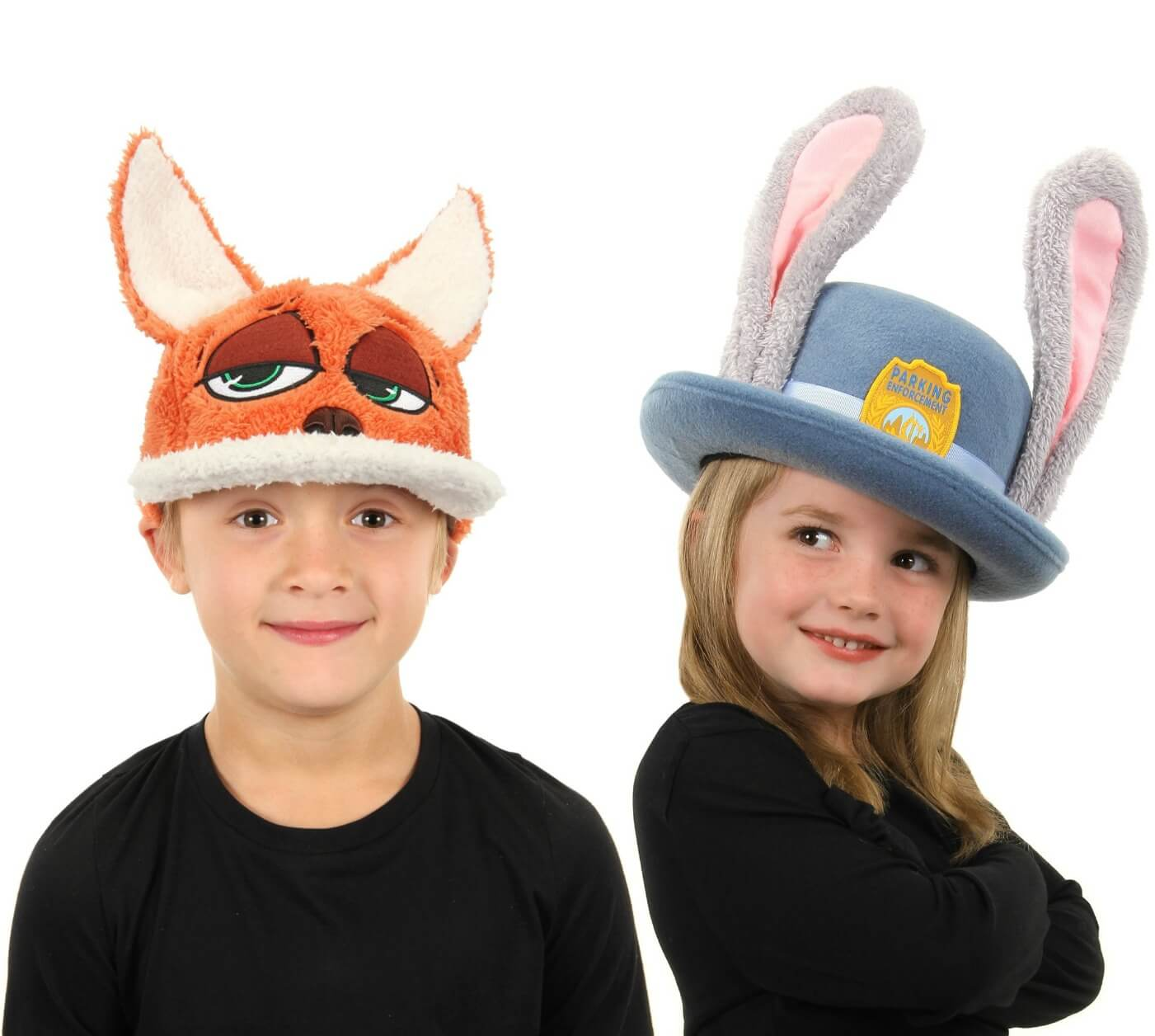 Zootopia Hats
