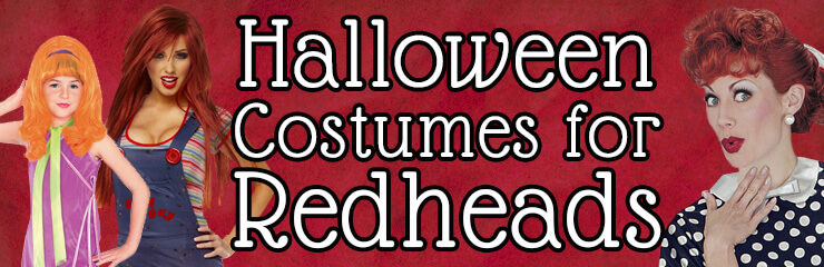 Halloween Costumes for Redheads  sc 1 st  Halloween Costumes & Halloween Costumes for Redheads - Halloween Costumes Blog