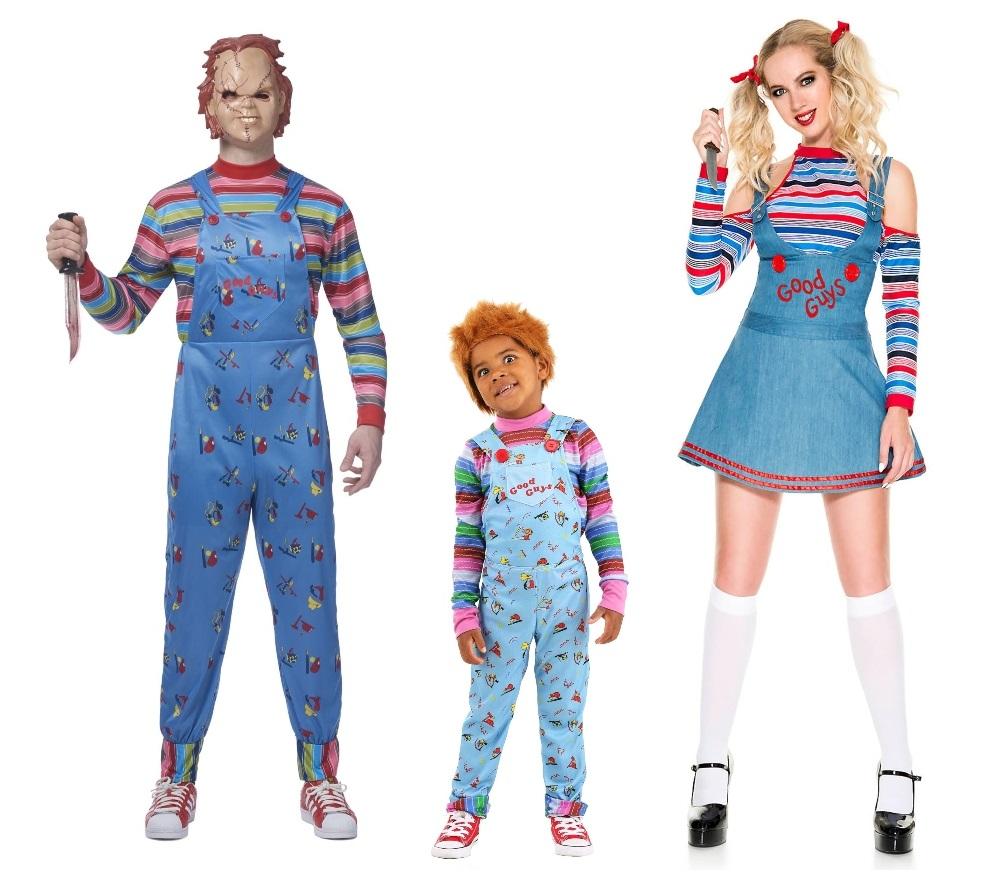 Chucky Halloween Costumes