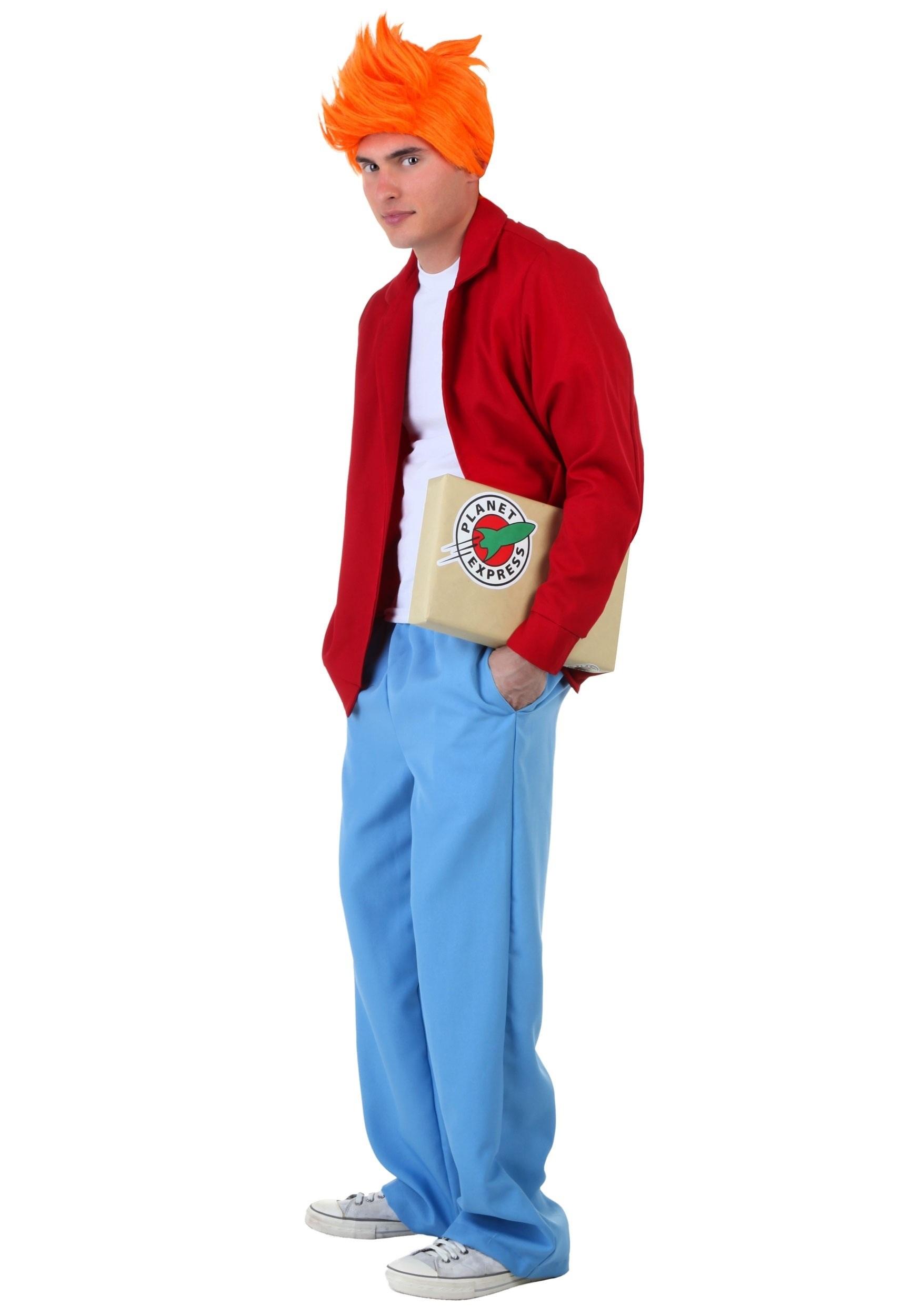 Fry Halloween Costume