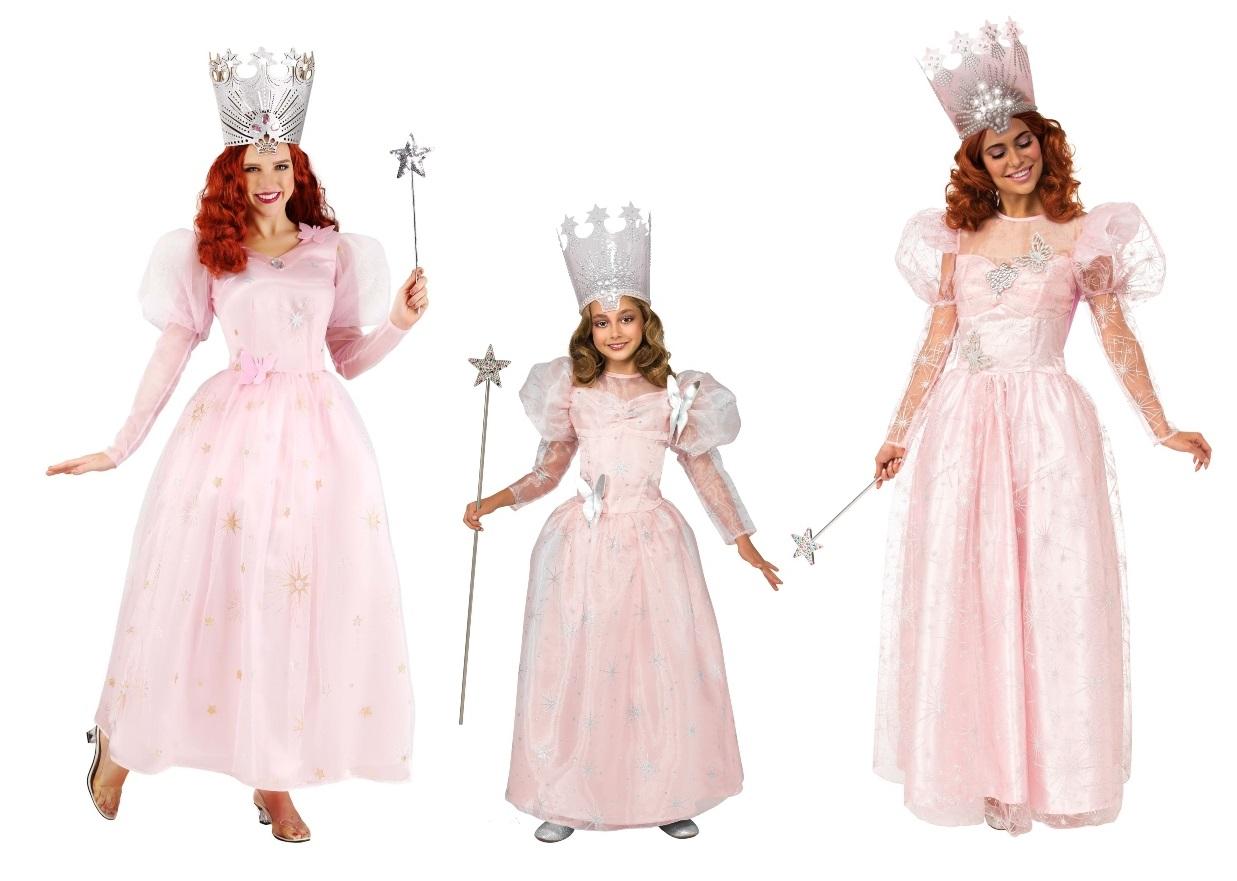 Glinda Halloween Costumes