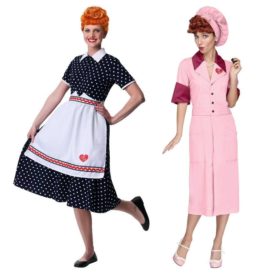 I Love Lucy Halloween Costume