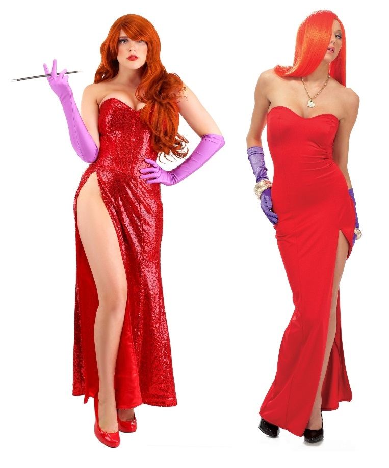 Jessica Rabbit Halloween Costumes