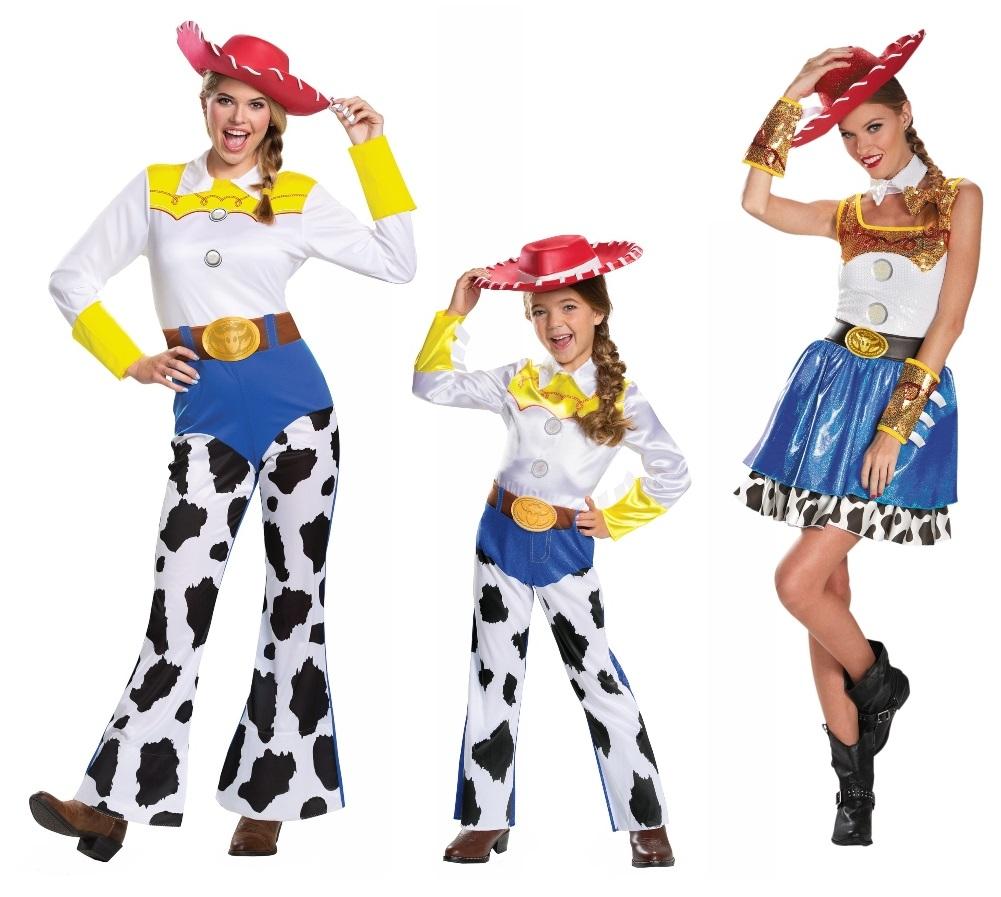 Jessie Halloween Costumes