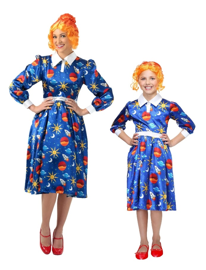 Ms. Frizzle Halloween Costumes