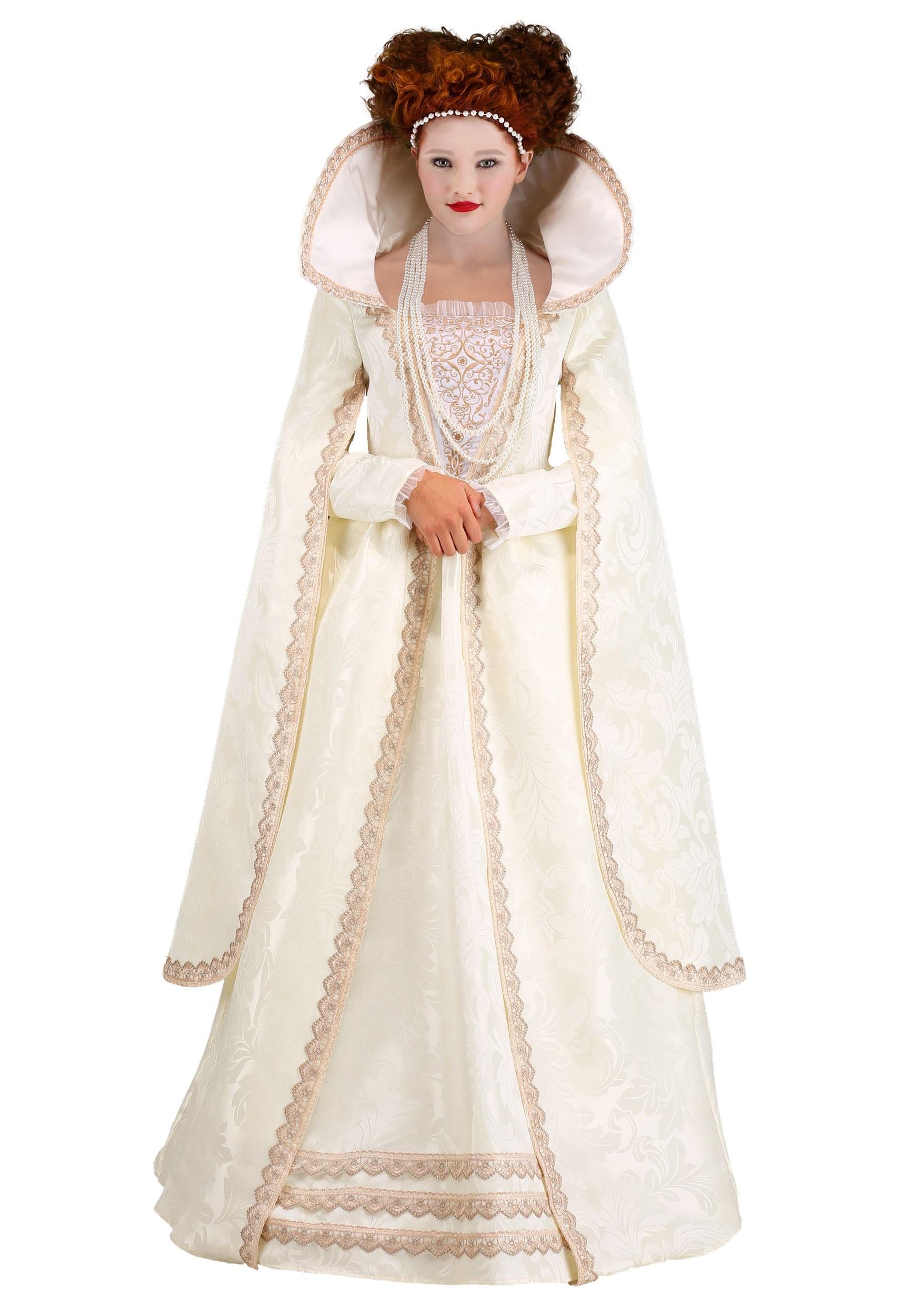 Queen Elizabeth I Halloween Costume